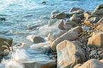 wody, morze, kamienie