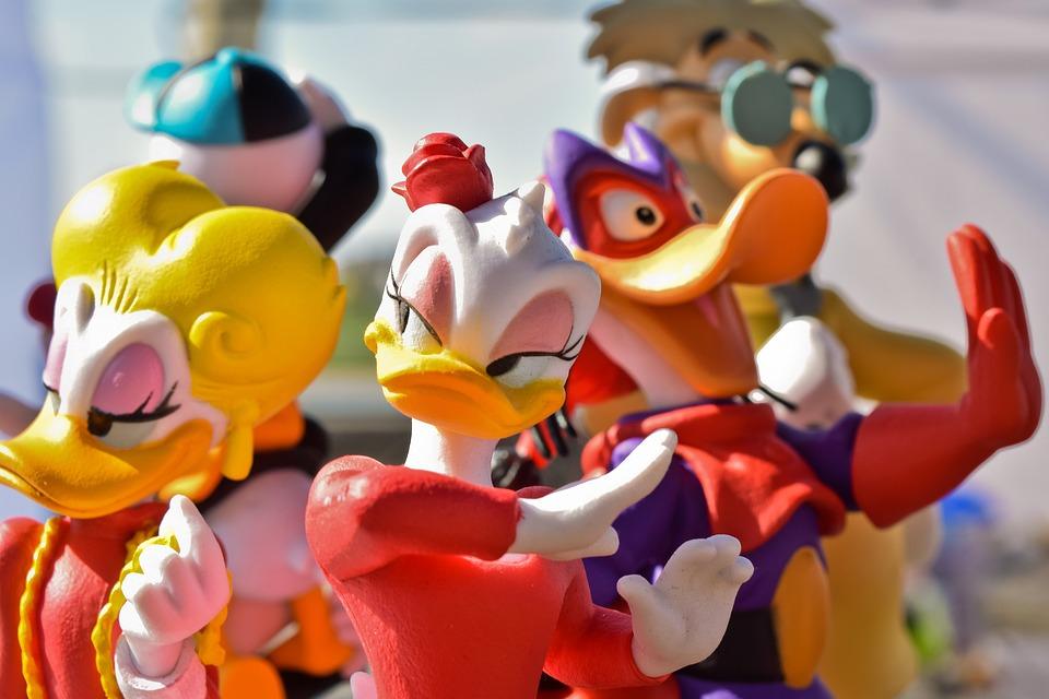 Figuren Walt Disney Comic Kostenloses Foto Auf Pixabay