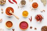 masala, składników, przyprawy