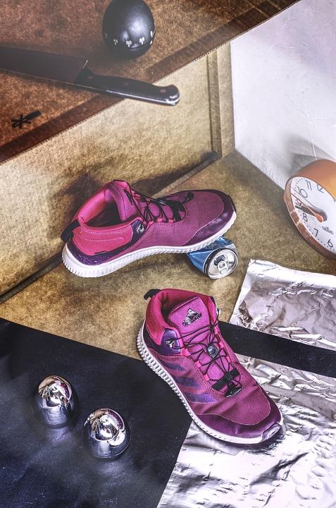 Adidas Anuncio Zapatillas De Foto gratis en Pixabay