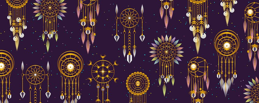 Background, Non-Seamless, Pattern