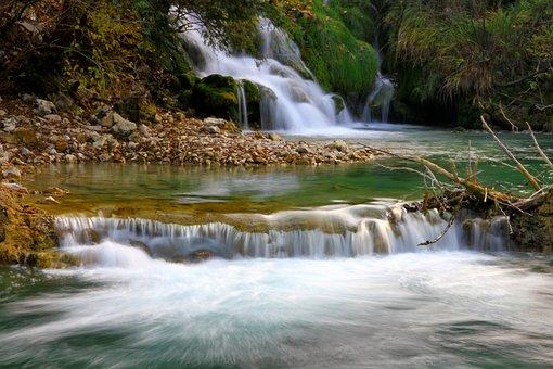 Acqua, Autunno, Natura, Paesaggio