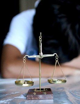 Justice, Libra, Human, Happy, Unhappy