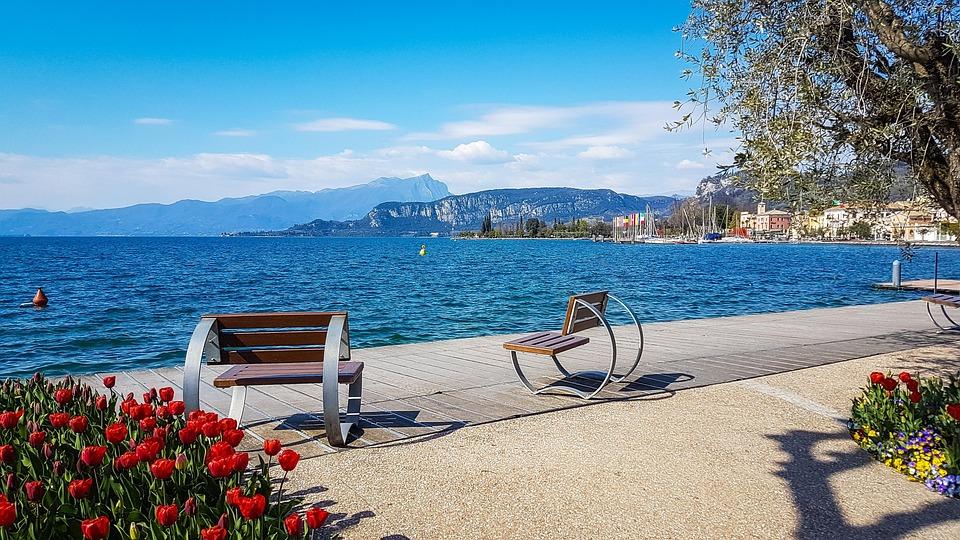 Bardolino, Lago Di Garda, Garda, Olaszország, Bor