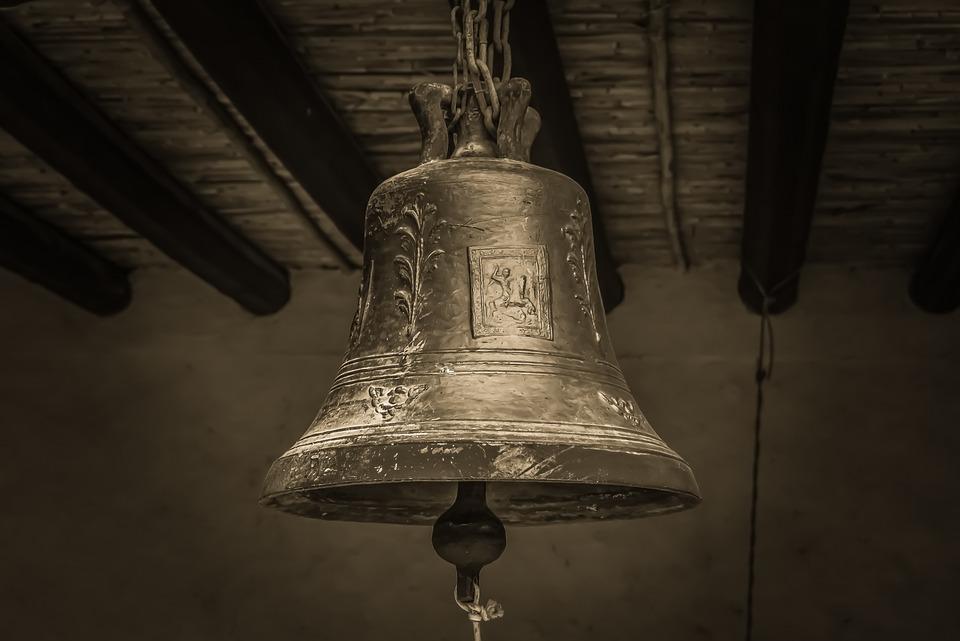 Bell, Church, Monastery, Religion, Orthodox