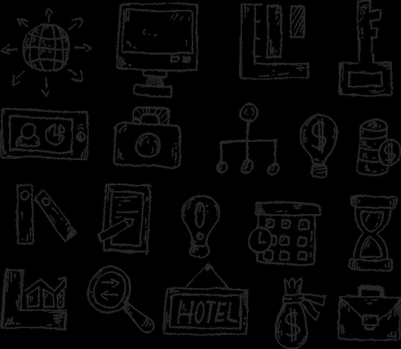 Imagini și icon-uri în web design
