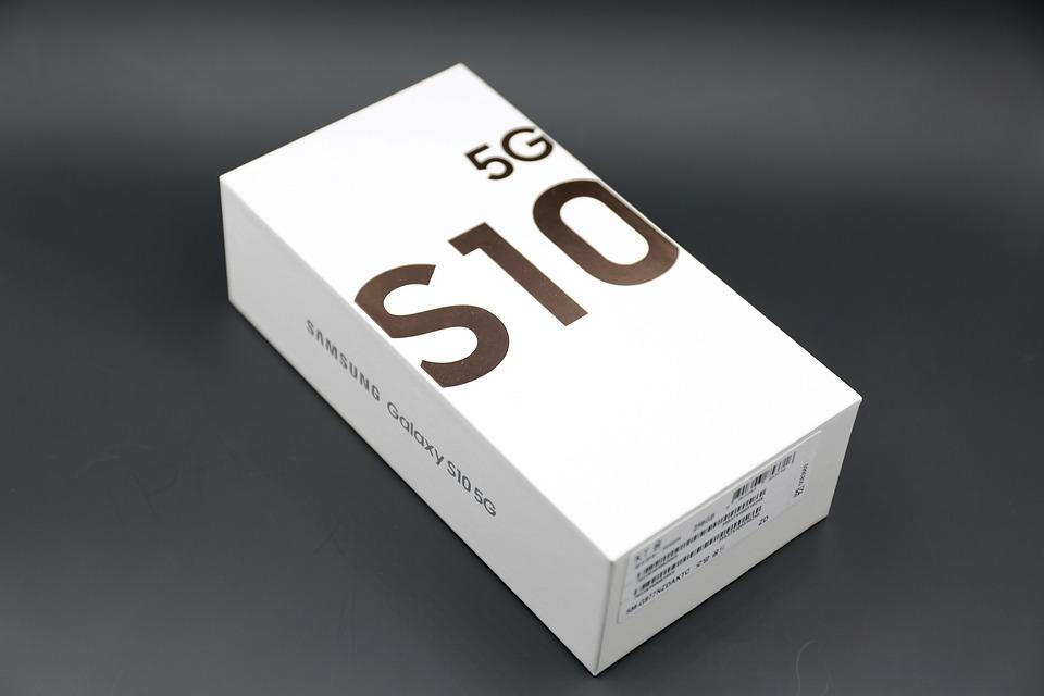 Image result for samsung 5g smartphone