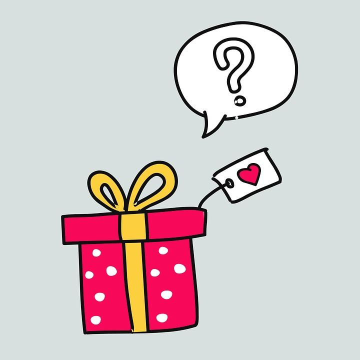 Gift Vector Icon Free Image On Pixabay