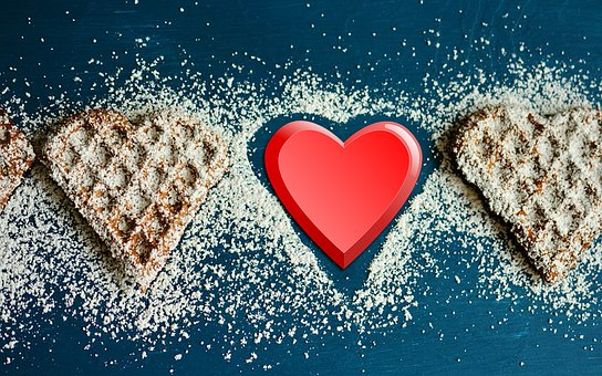 Food, Cookie, Cake, Heart, Red Heart,124 Free images of Chocolate Day Related Images: Chocolate Love Heart  Valentine's Day  Candy  Hot Chocolate  Romantic  Romance  Valentine  Sweet