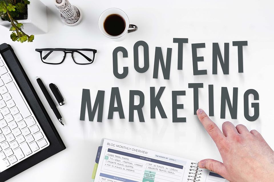 Marketing De Contenidos, Escritores