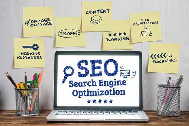 Search Engine Optimization Seo - Free photo on Pixabay