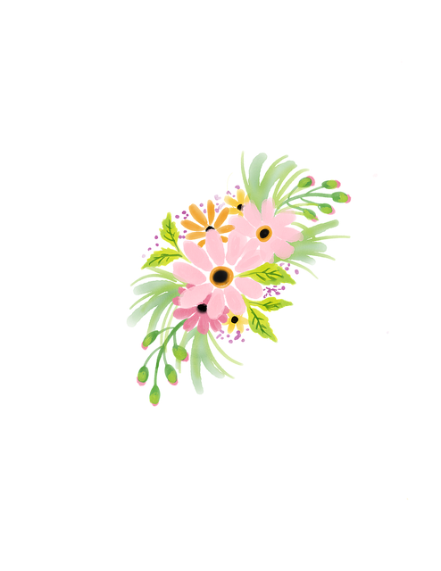 Watercolour Flowers Watercolor Free Image On Pixabay