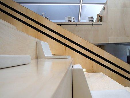 Architecture, Mediatheque, Lunar City