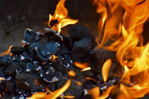 carbón barbacoas