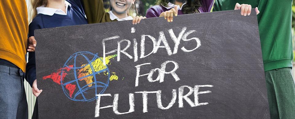 Klimastreik, Schulstreik, Schule, Streik, Schüler
