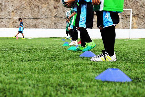Soccer, Kids, Football, Kid, Playing