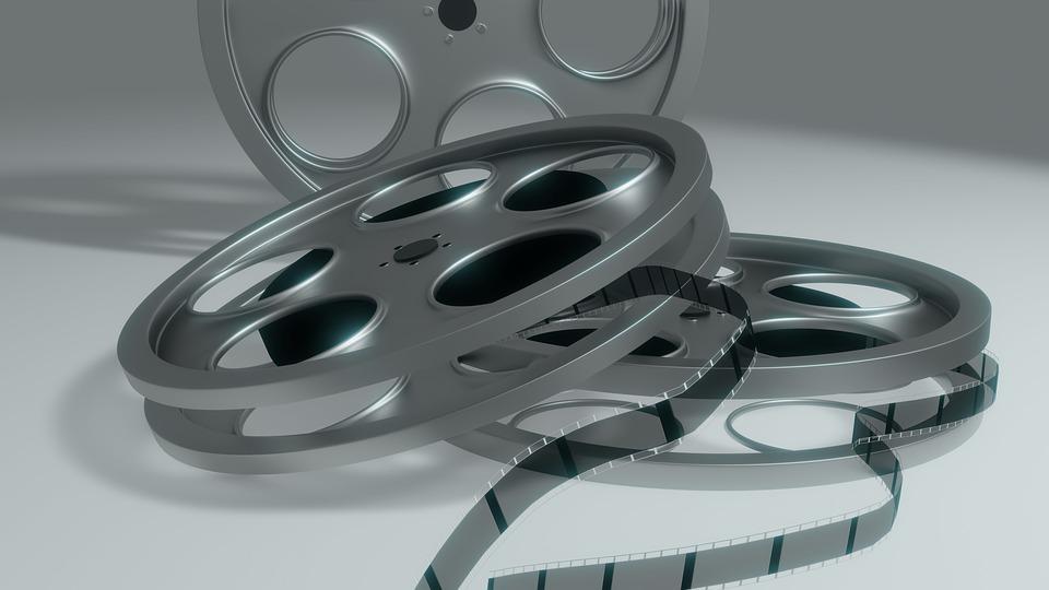 Rolo De Filme, Filme, Película Fotográfica, Hollywood