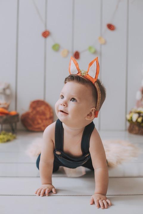 Ostern Kinder Baby Kostenloses Foto Auf Pixabay
