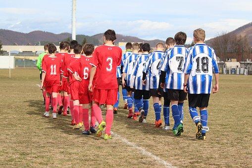 Match, Football Match, The Onset Of