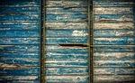 drewno, panele ścienne, wyblakły