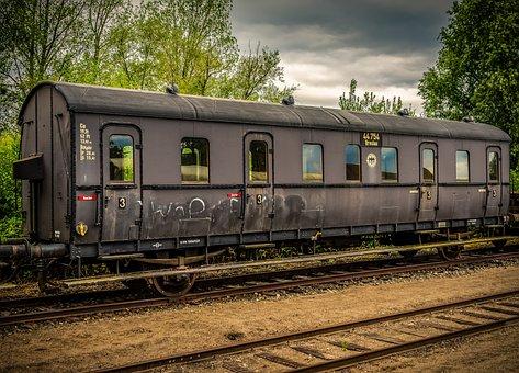 Reichsbahn, Dare, Wagon, Train