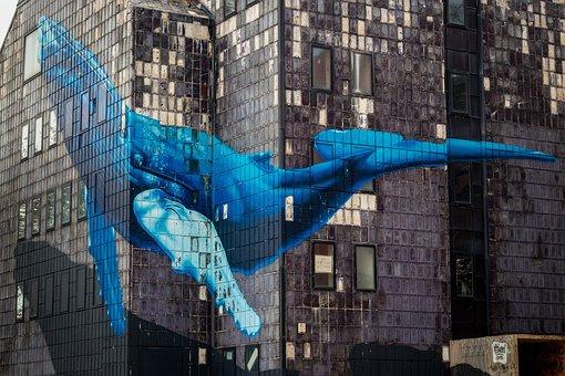 Mural Street Art Graffiti Zagreb