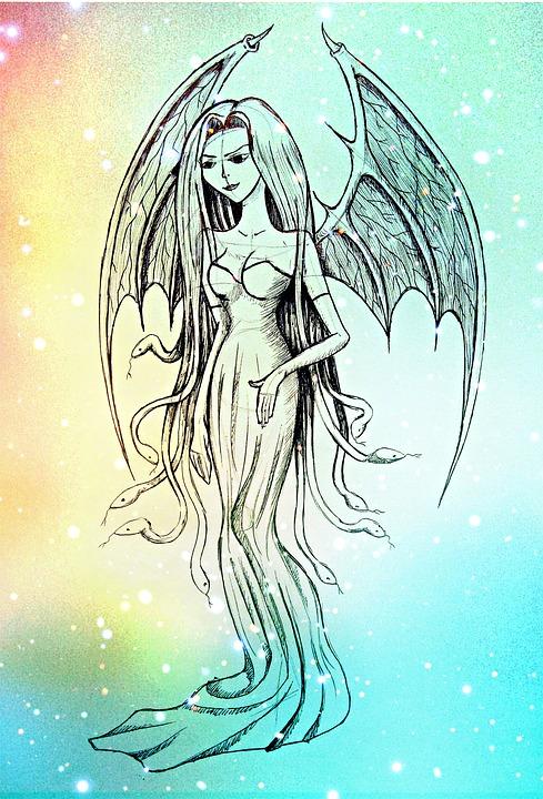 吸血鬼 翼 ファンタジー Pixabayの無料画像