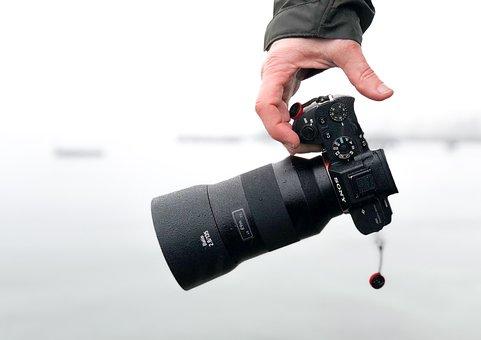 Appareil Photo, Sony, Sans Miroir
