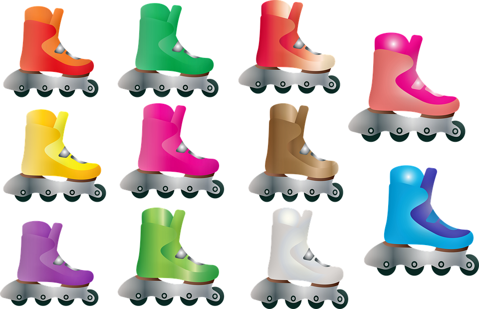 Bratz Roller Shoes Skate