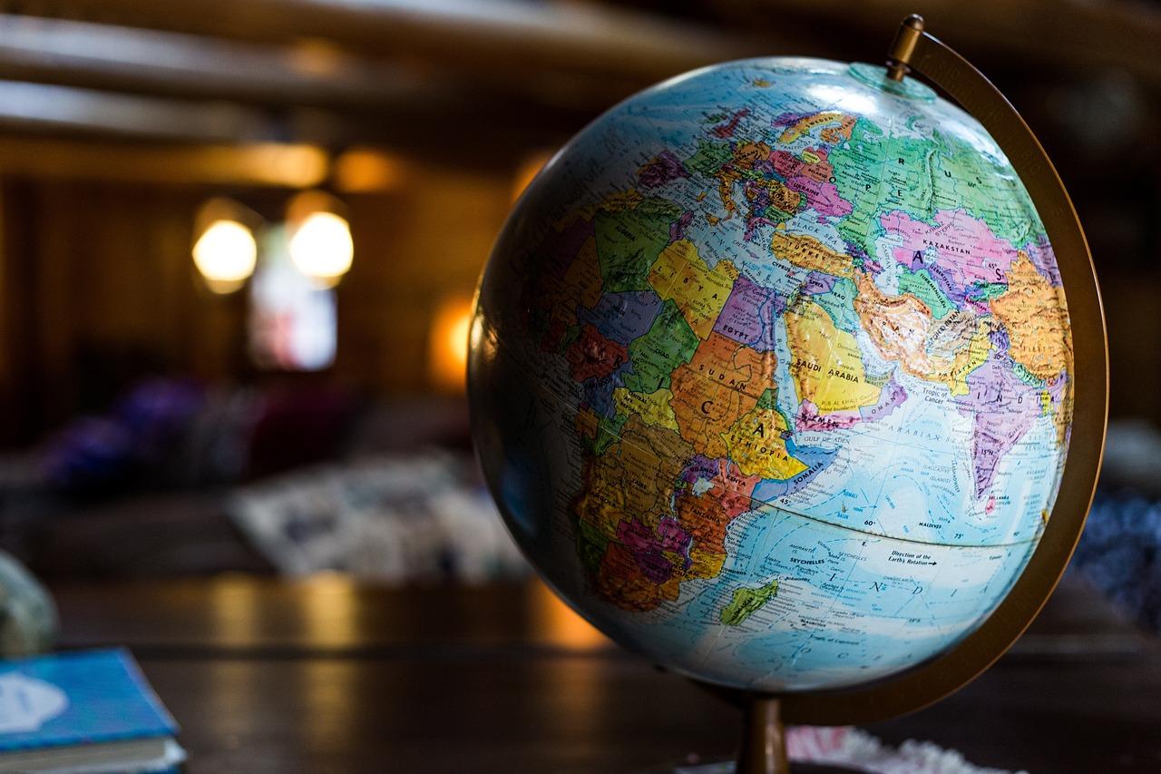 Картинки глобуса и карты