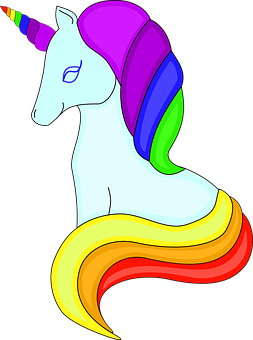 Unicorn Grafică Vectorială Descarca Imagini Gratuite Pixabay