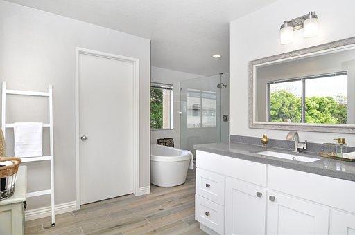 Bathroom, Remodel, Modern, Remodeling