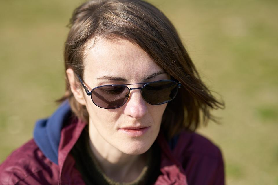 aa1d63735135 Kvinde Portræt Solbriller - Gratis foto på Pixabay