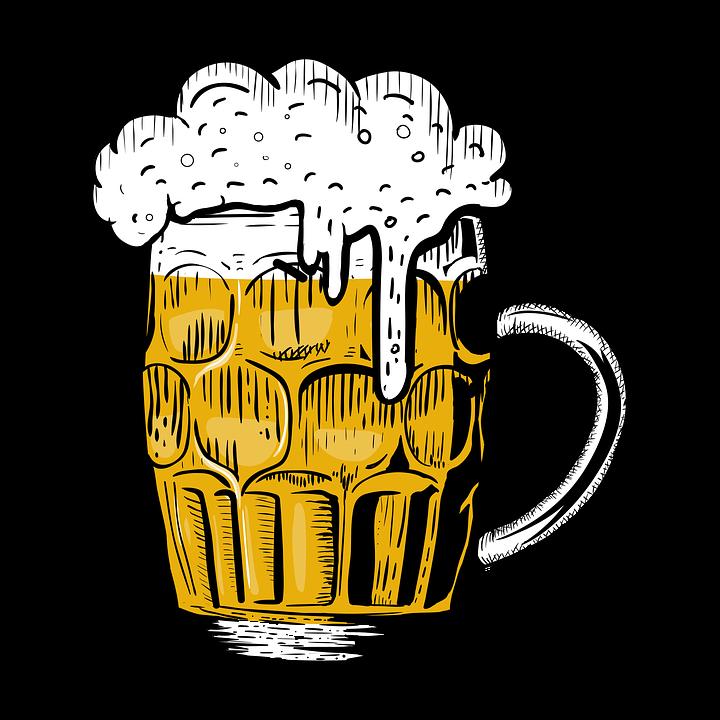 Pivo Džbánek Občerstvení - Obrázek zdarma na Pixabay