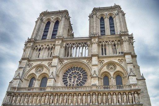 Notre-Dame, Paris, France, Religious
