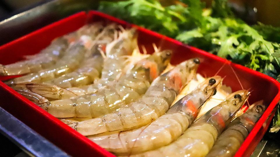 エビ, 中華人民共和国, 食糧, 食事, シーフード, 現地のスカム, アジアの