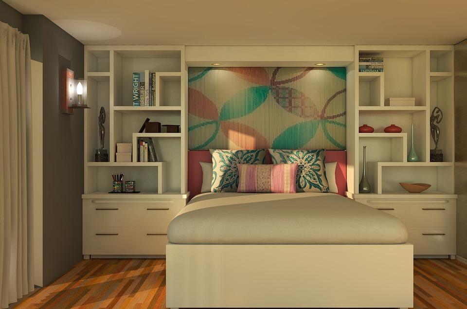 Interior, Furniture, Bedroom, Mattress, Decoration
