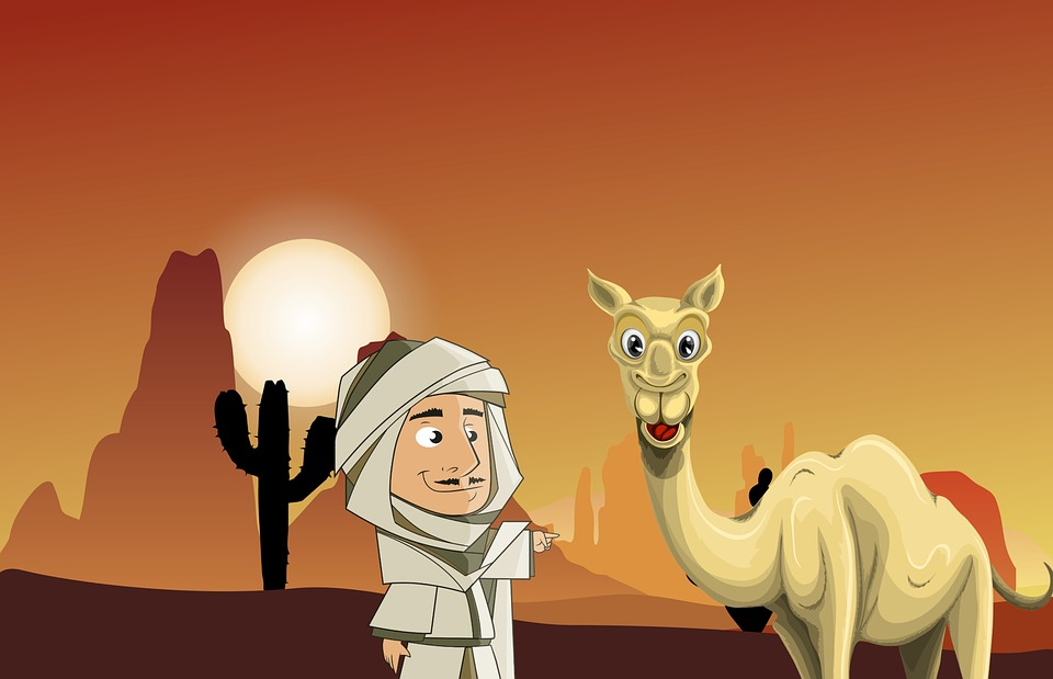 973e7a100b8f desert safari camel uae travel arab sand story
