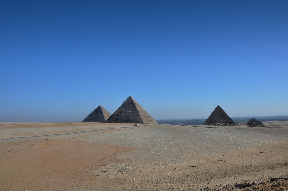 Egypt Pyramids Giza - Free photo on Pixabay