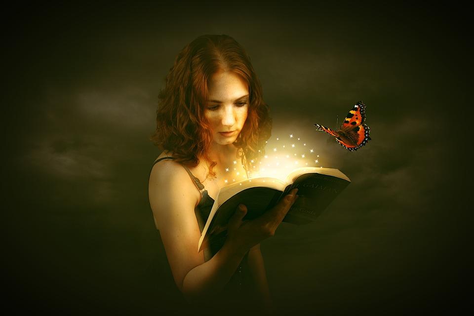 Kobieta, Człowiek, Odczyt, Dowiedz Się Więcej, Książki