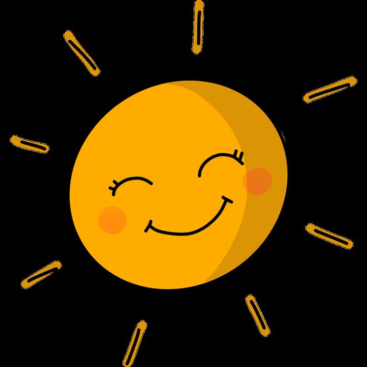 Słońce Sunshine Lato - Darmowy obraz na Pixabay