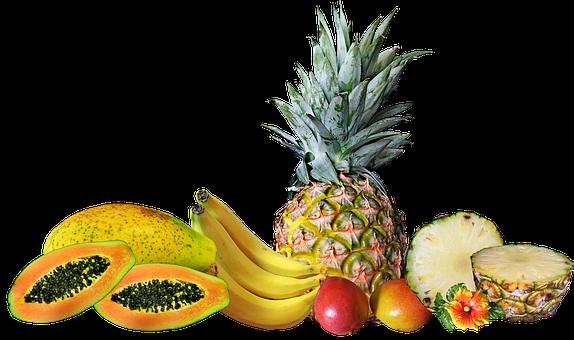 Propiedade de las frutas y como combinarlas