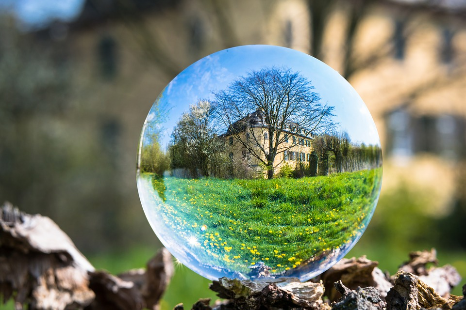 Glass Ball, Castle, Ball, Property, Possession, Noble
