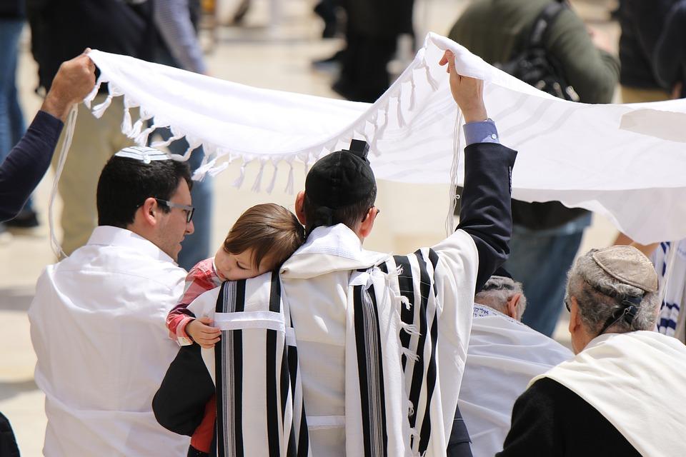 Jodendom Ceremonie Talliet Gratis Foto Op Pixabay