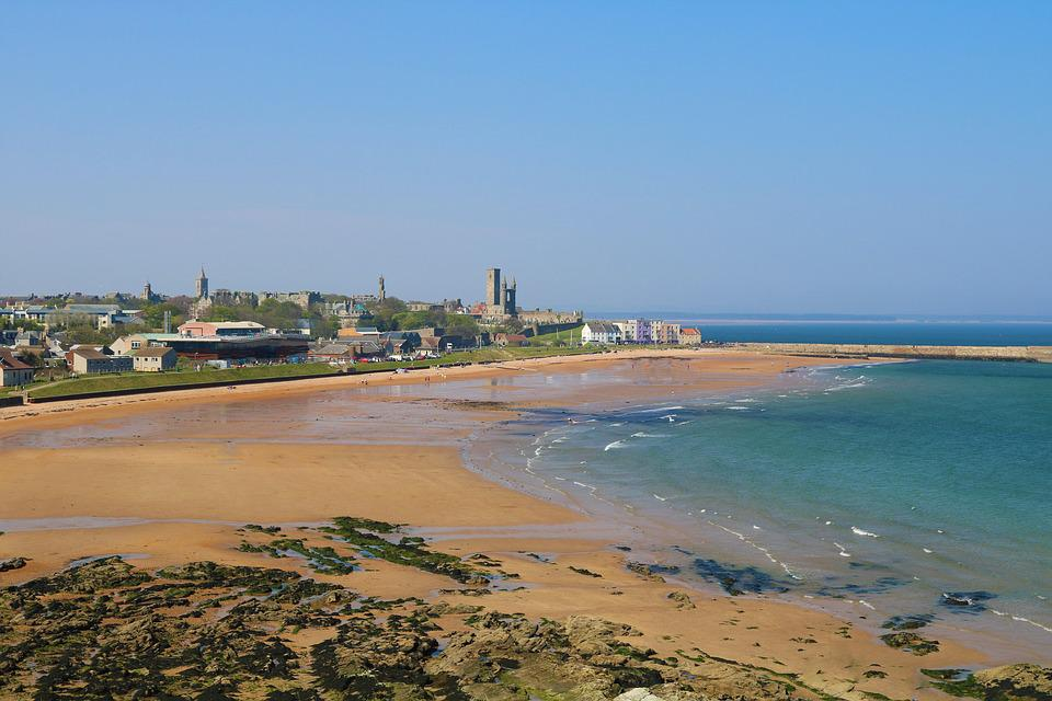 St Andrews Scotland Golf - Free photo on Pixabay