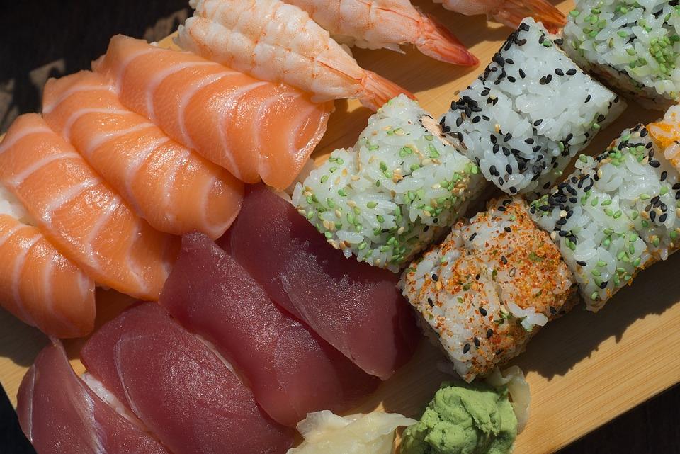 Sushi Food Japanese - Free photo on Pixabay