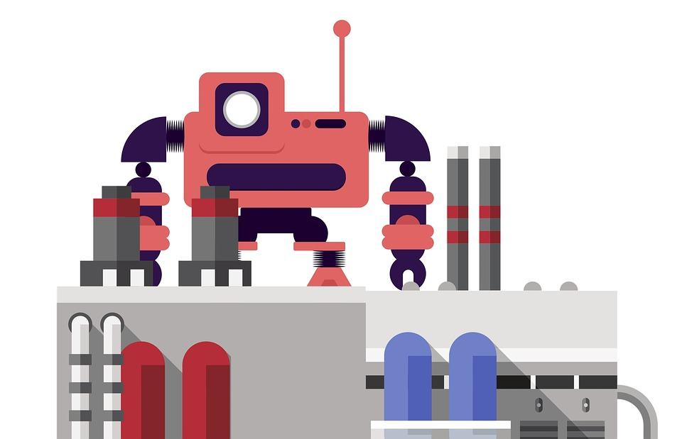 Robot, Automation, Factory, Industry, Machine