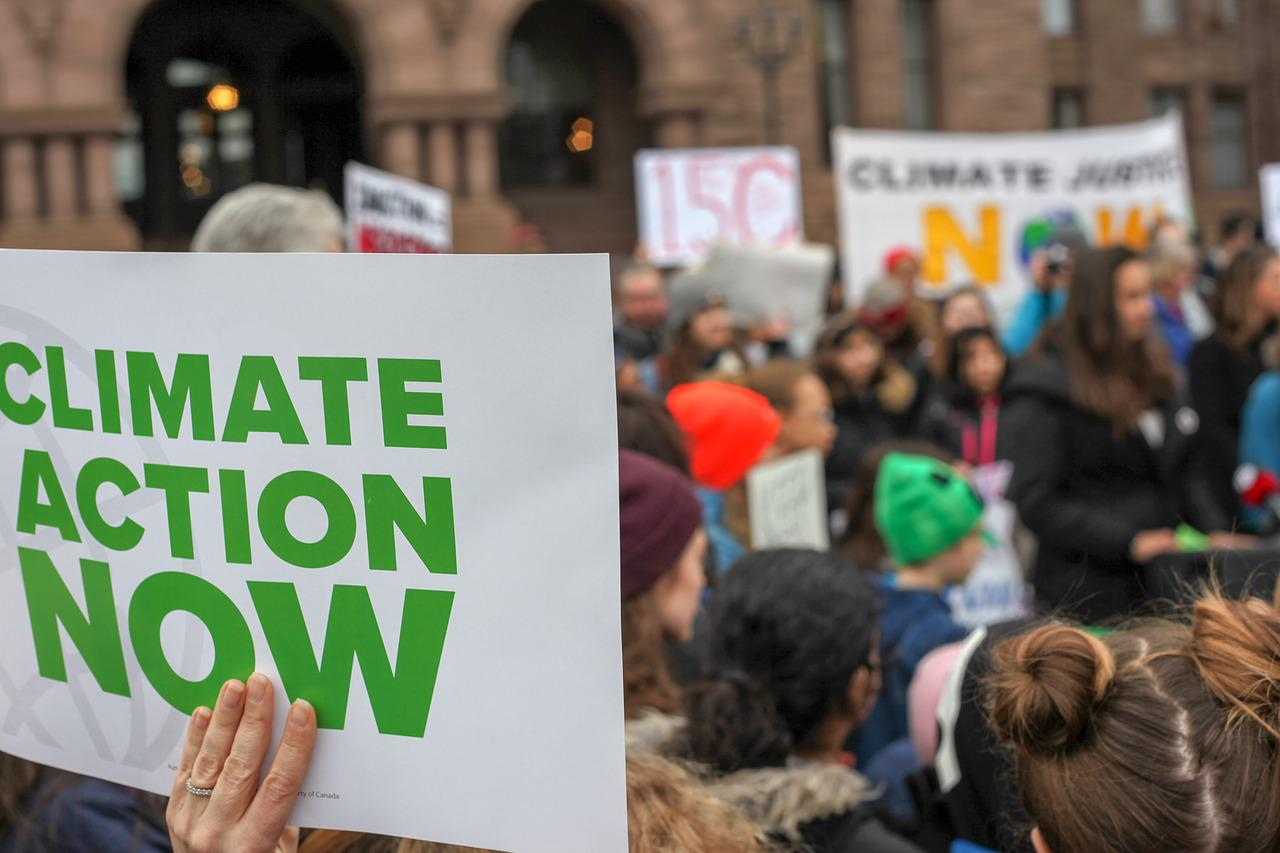 Climate Action 202, protest