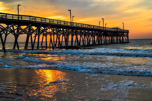 Myrtle Beach Busy Fun Place to Stay