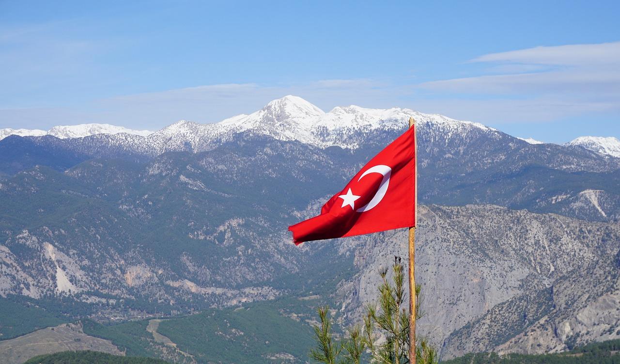 флаг турции фото в хорошем качестве соцсетях